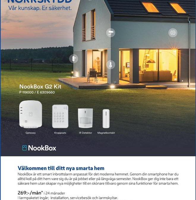 Välkommen till ditt nya smarta hem